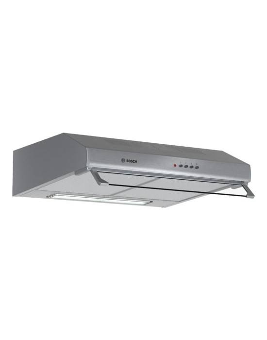 Serie | 4 DHU665CI Stainless steel 60 cm Built-under
