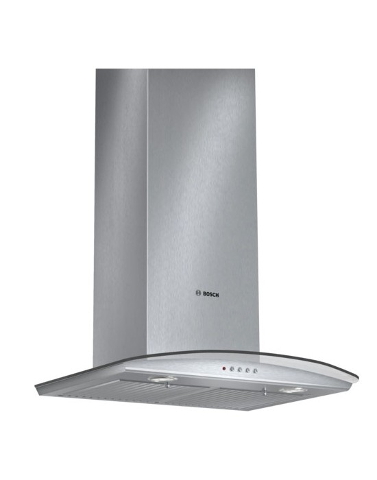 Serie | 4 DWA06D751I Stainless steel 60 cm Wall mounted chimney hood