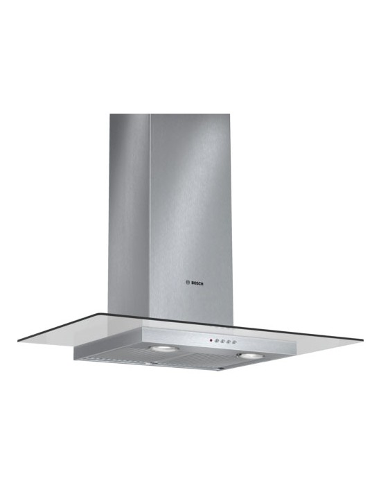 Serie | 4 DWA09D750I Stainless steel 90 cm Wall mounted chimney hood