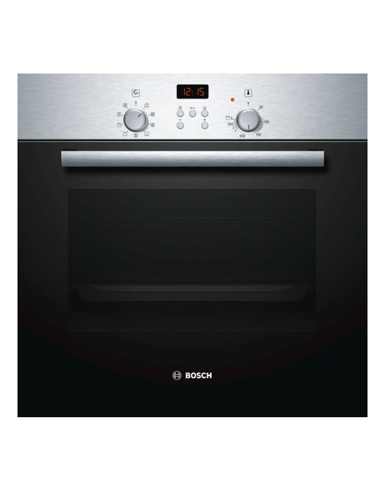 Serie   2 HBN531E4F 60 cm Stainless steel Electric built-in oven