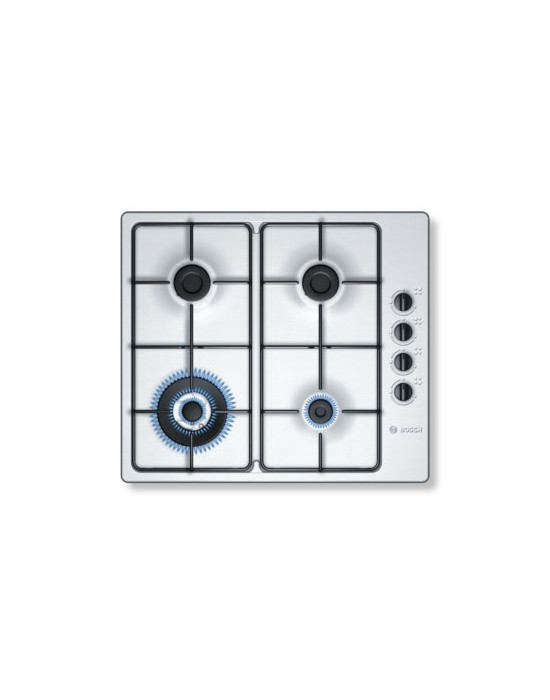 Serie | 2 PBH615B8TI 60 cm Stainless steel Gas hob with integrated controls