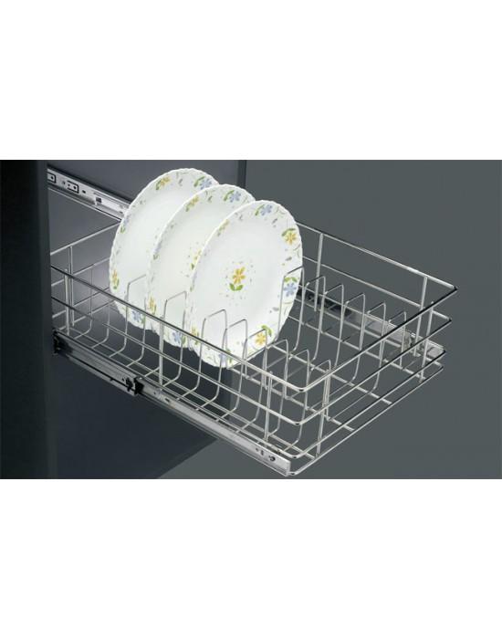 SS Syncro Designer Thali/Plate Comb