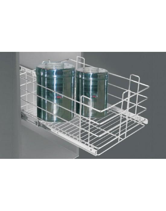 SS syncro bottle rack